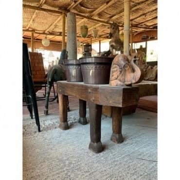 Mueble auxiliar elefante