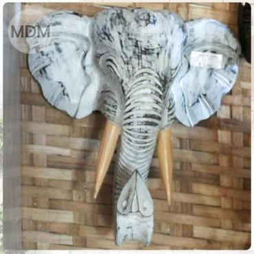 Elefante de pared